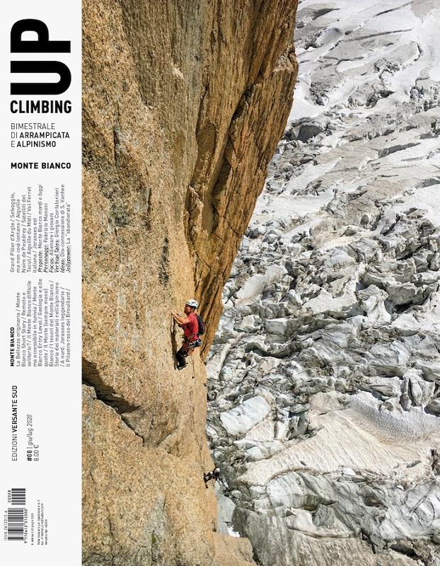 UP CLIMBING #8 - Monte Bianco