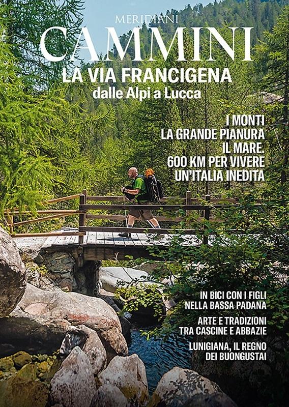 Via francigena dalle Alpi a Lucca