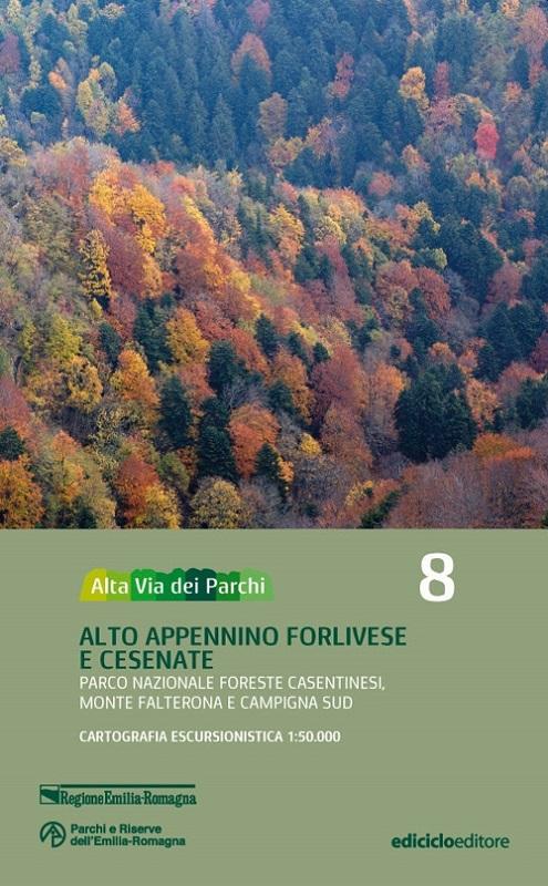 Alta Via dei Parchi 8 Alto Appennino Forlivese est e Cesenate