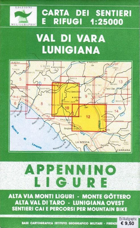 10/12 Val di Vara, Lunigiana