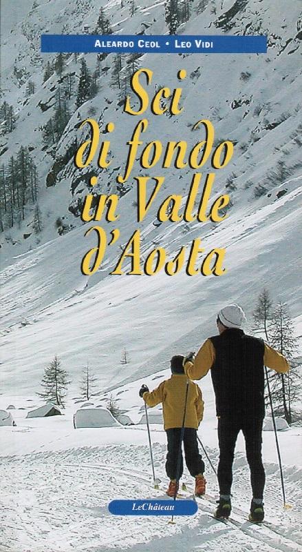 Sci di fondo in Valle d'Aosta