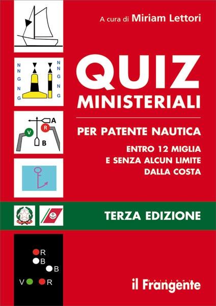 Quiz ministeriali per patente nautica