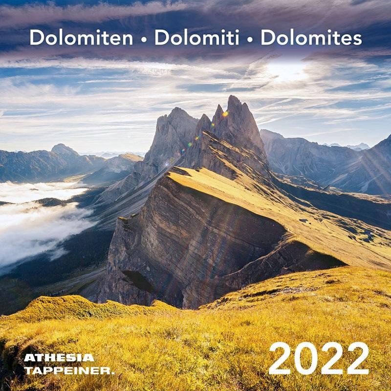 Calendario Dolomiti 2022