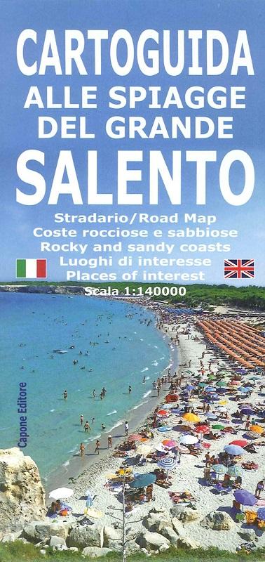 Cartoguida alle spiagge del grande Salento