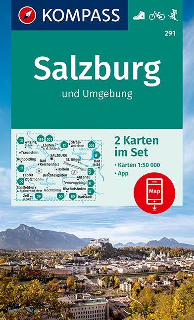 K291 Salisburgo e dintorni
