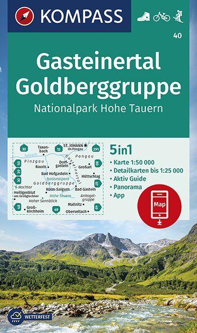 K40 Gasteiner Tal, Golberggruppe