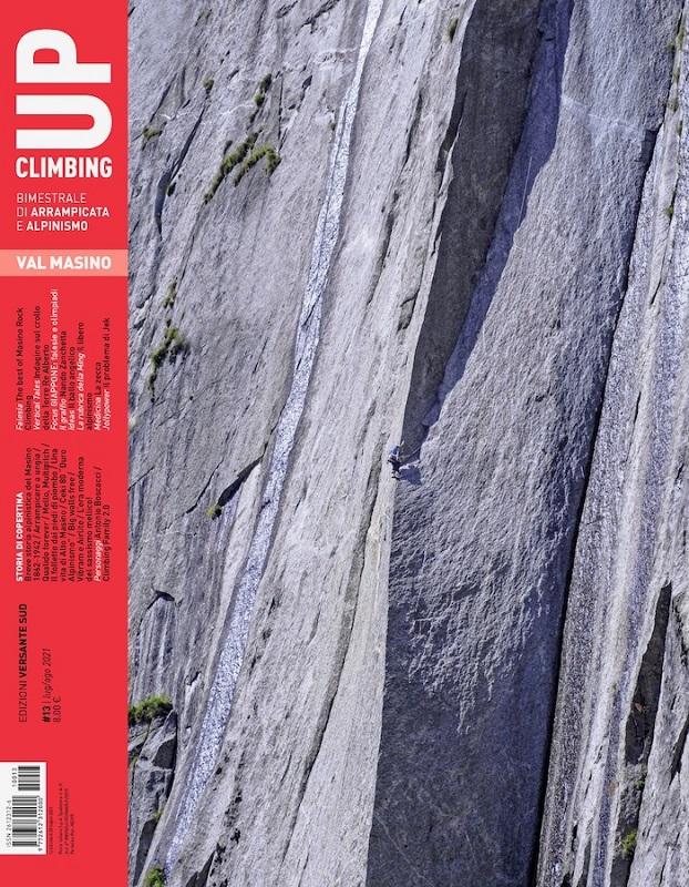 UP CLIMBING #13 - Val Masino