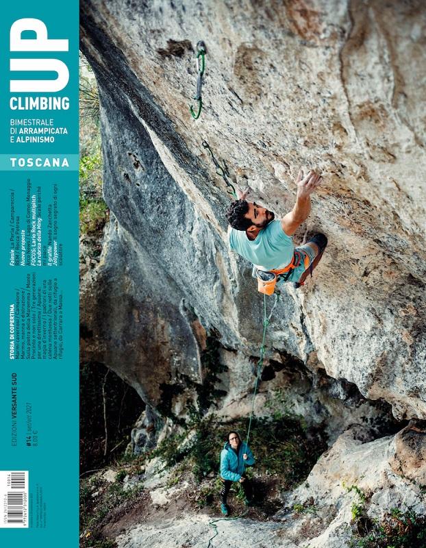 UP CLIMBING #14